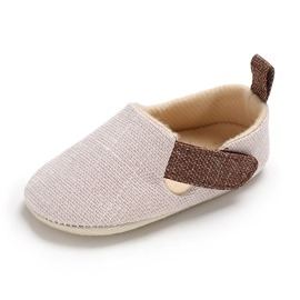 Ericdress Canvas Velcro Toddler Shoes