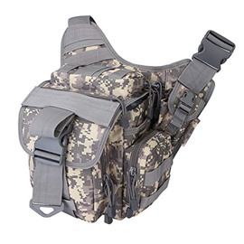 Ericdress Male Saddle Bag Nylon Army Bags