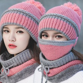 Ericdress Winer Warm Hat Set