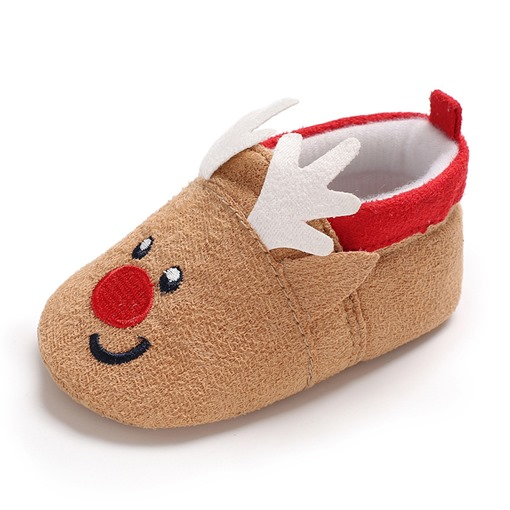 Ericdress Embroidery Slip-On Toddler Shoes