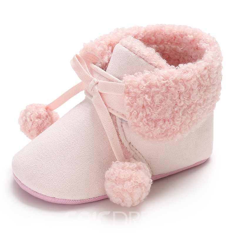 Ericdress Lace-Up Toddler Shoes