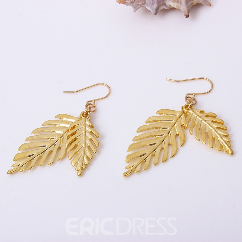 Ericdress Hollow Out Fashion Earrings