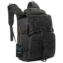 Ericdress Unisex Nylon Backpack Army Bags