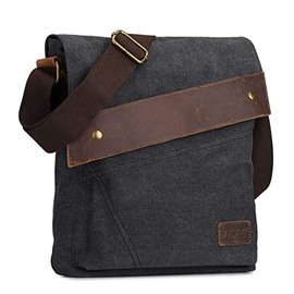 Ericdress Canvas Magnetic Snap Soft Men's Bag