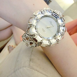 Ericdress Diamante Luxury Watch
