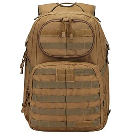 Ericdress Nylon Unisex Backpack Army Men's Bags
