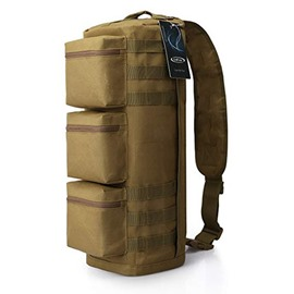 Ericdress Nylon Male Backpack Army Men's Bags
