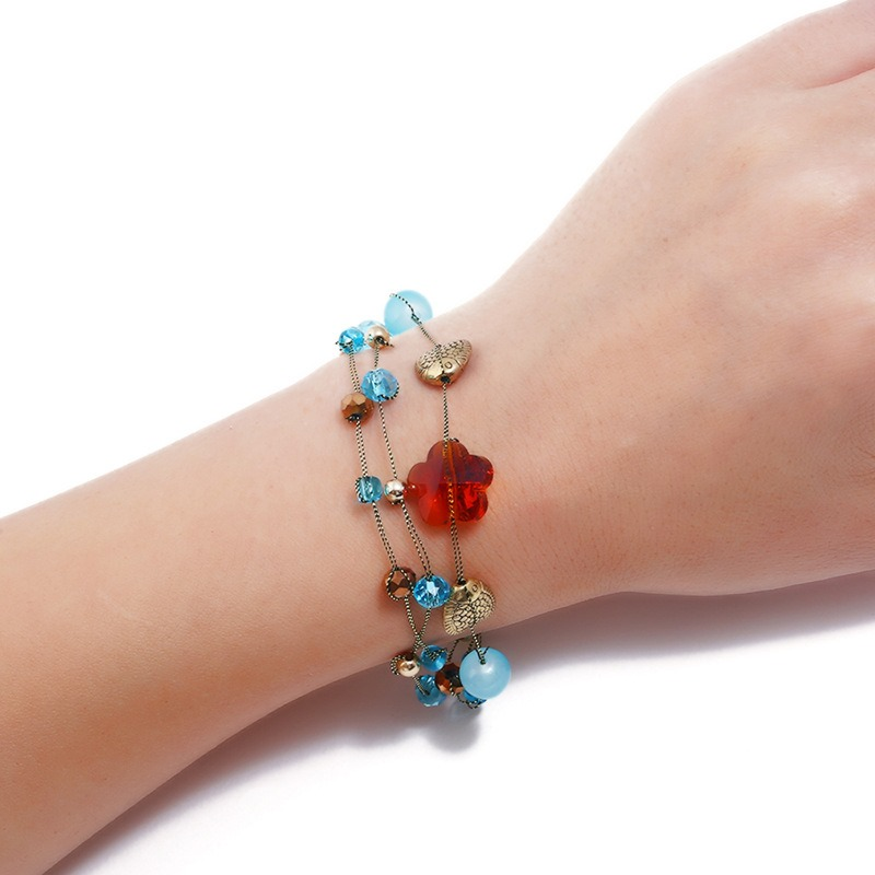 Ericdress Multilayer Bohemian Style Fashion Bracelet