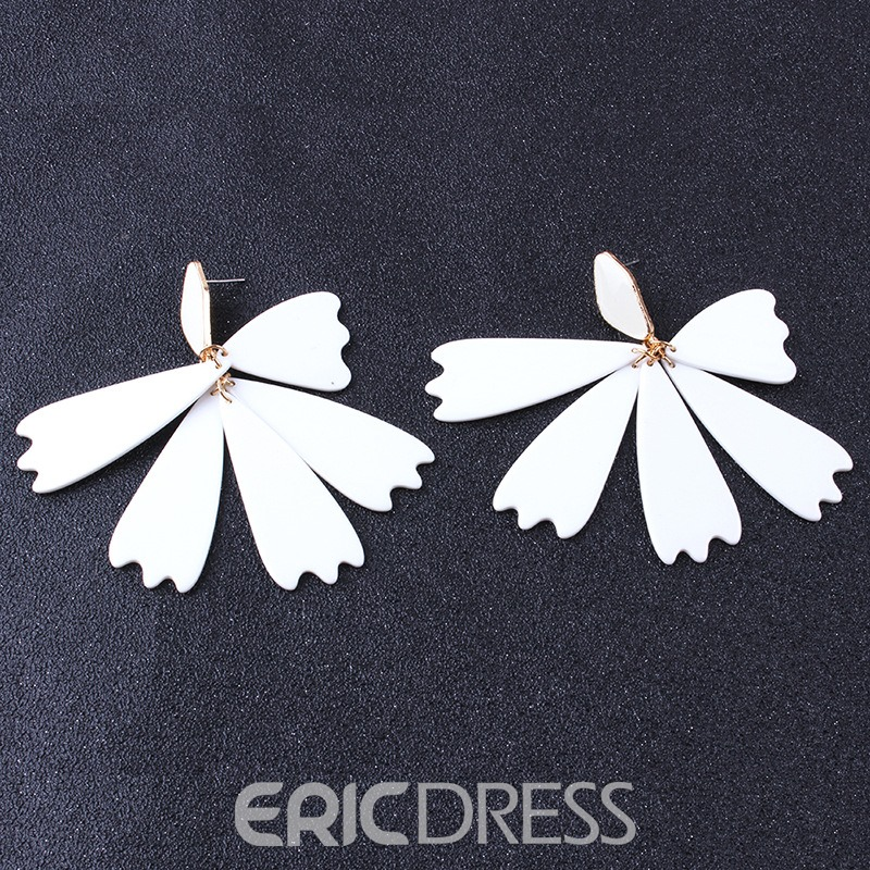 Ericdress Acrylic Resin Bohemian Style Fashion Earrings
