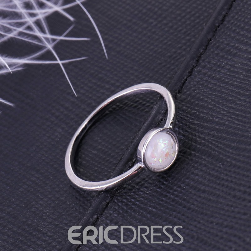 Ericdress Opal New Style Rings Set