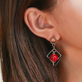 Ericdress Beads Fashion Earrings