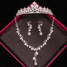 Ericdress Rhinestone Pearl Jewelry Sets