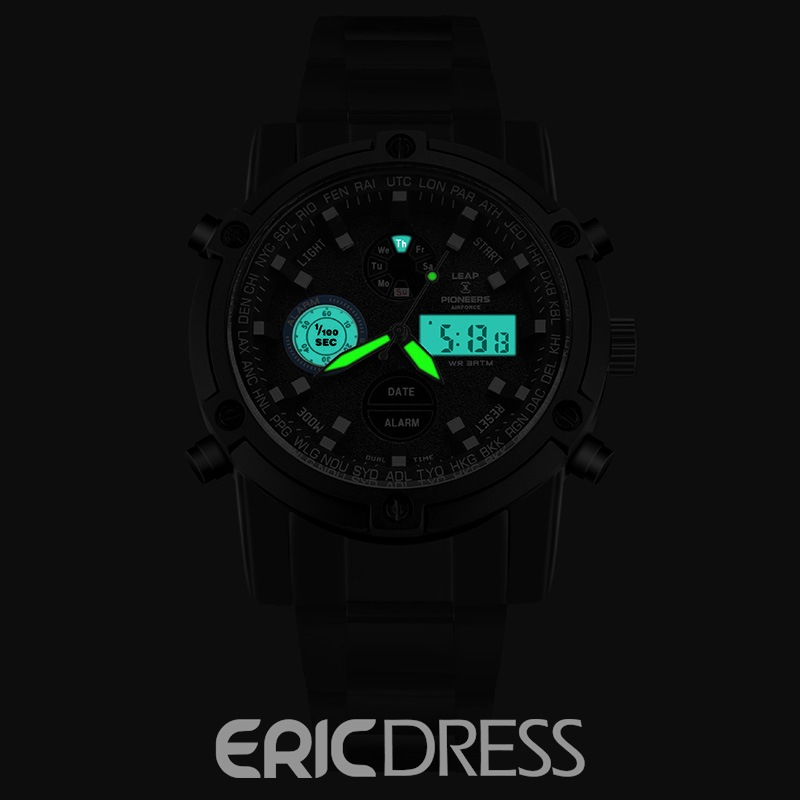 Ericdress Sport Cool Dial Men's Watch