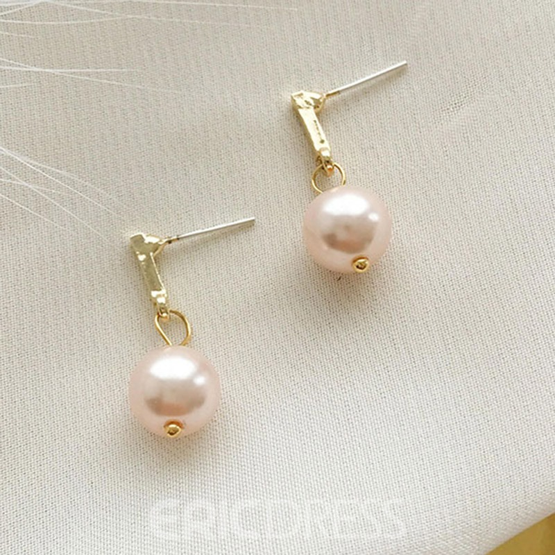 Ericdress Delicacy Pearl Fashion Earrings