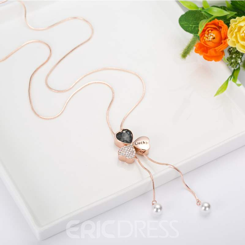 Ericdress Luckly Necklace For Women