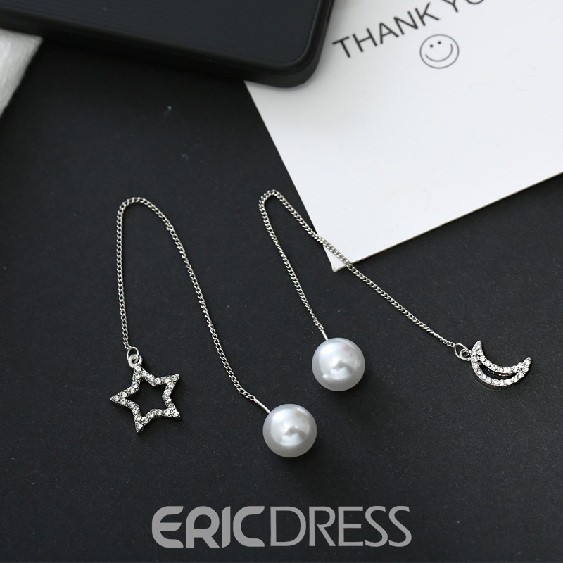 Ericdress Long Drop Fashion Earrings