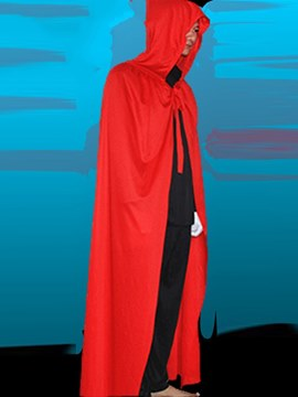 Ericdress Plain Kid's Halloween Cloak Costumes
