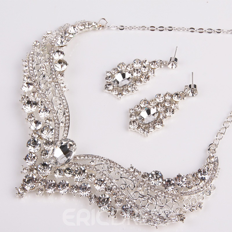 Ericdress Resplendent Wedding Jewelry Set