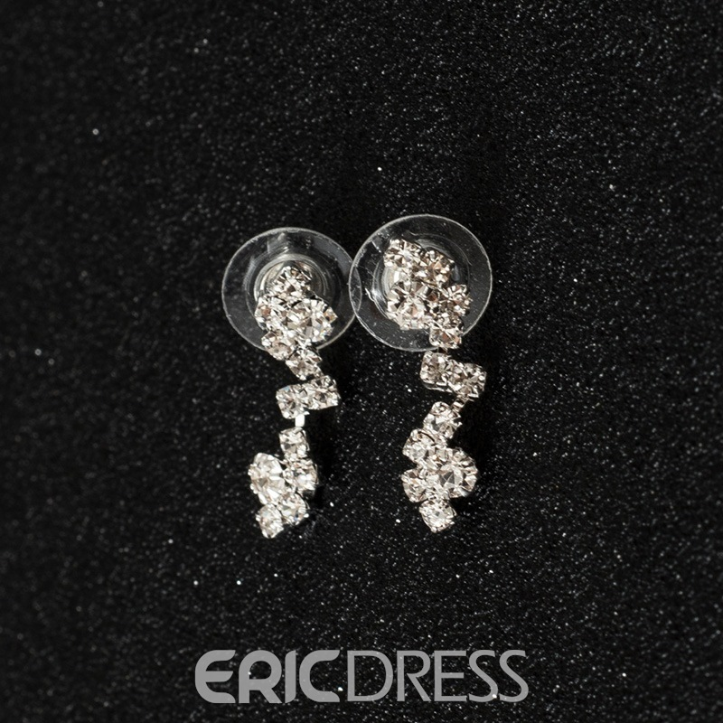 Ericdress Wedding Rhinestone Jewelry Set