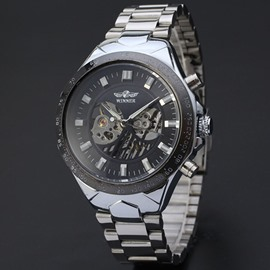 Ericdress Steel Belt Watch For Men