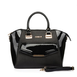 Ericdress Hobos Zipper Women Handbag