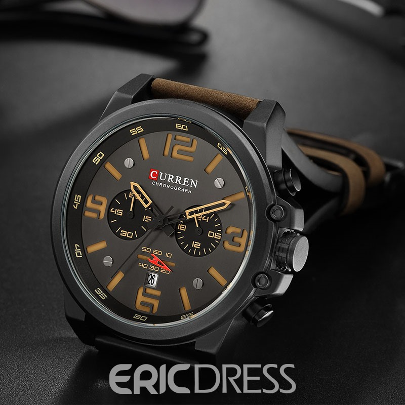 Ericdress Analog Watch For Men