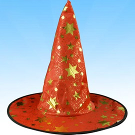 Ericdress Halloween Witch Party Magic Hat