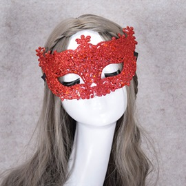 Ericdress Paillette Party Half Mask
