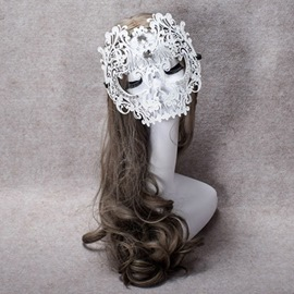 Ericdress Alloy Diamante Hollow Out Mask