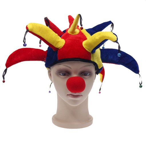 Ericdress Halloween Clown Party Hat