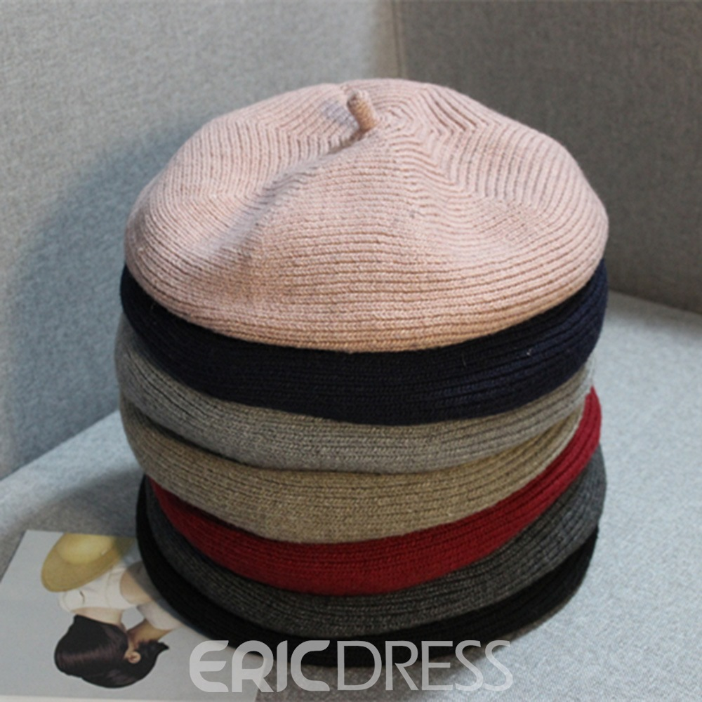 Ericdress Winter Women Beret Hat