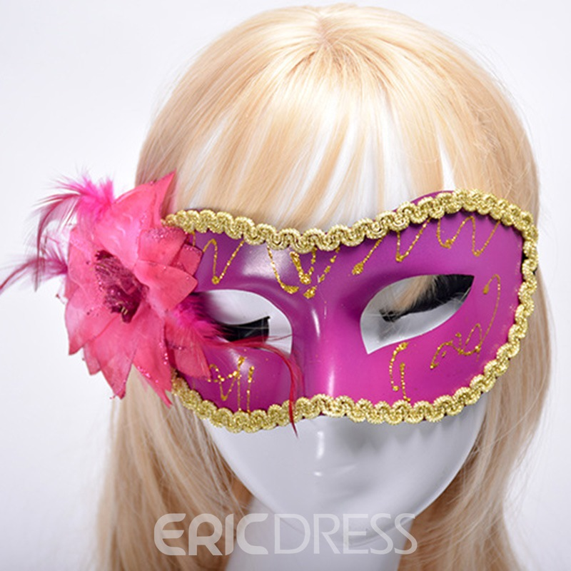 Ericdress Halloween Mysterious Lady Mask