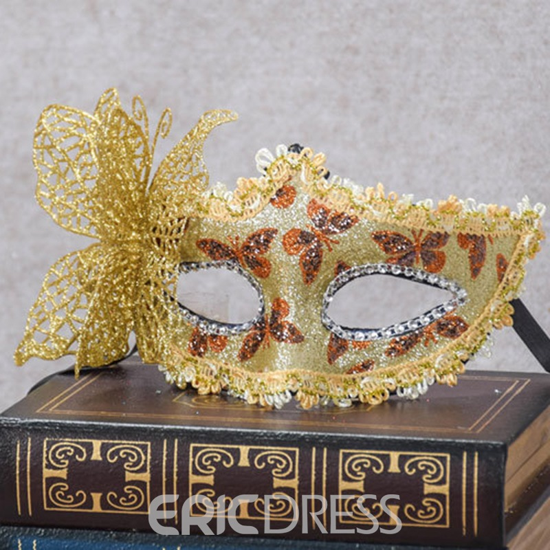 Ericdress Lace Butterfly Mask