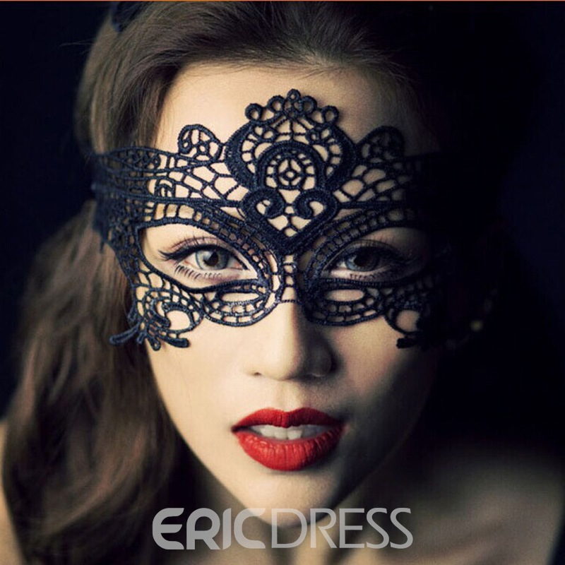 Ericdress Lace Party Girl Mask