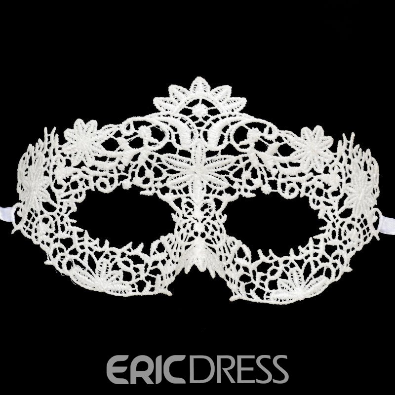 Ericdress Halloween Lace Butterfly Sexy Mask
