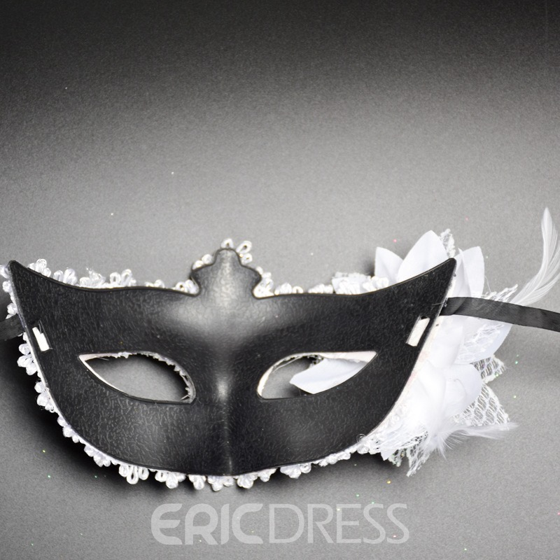 Ericdress Flowers Lace Mask