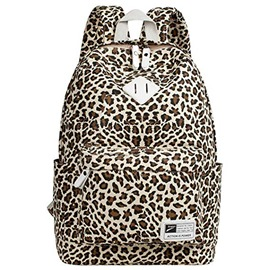 Ericdress Leopard Pattern Soft Women Backpack