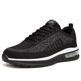 Ericdress Mesh Casual Lace-Up Round Toe Men's Sneakers
