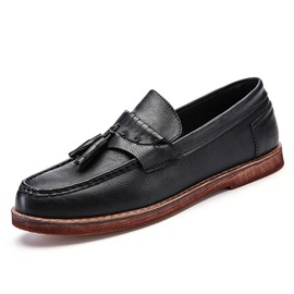 Ericdress Low-Cut Slip-On Round Toe Men's Shoes