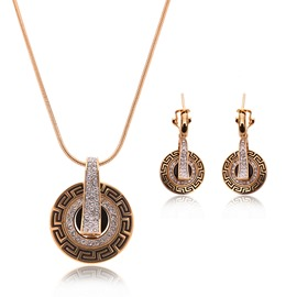 Ericdress Retro Annulus Jewelry Set