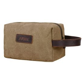 Ericdress Vintage Canvas Cosmetic Bag