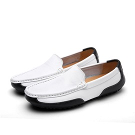 Ericdress Thread Patchwork Slip-On Men's Loafers