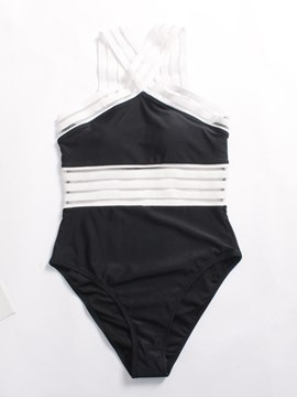 Patchwork Simple Fashion Bikini