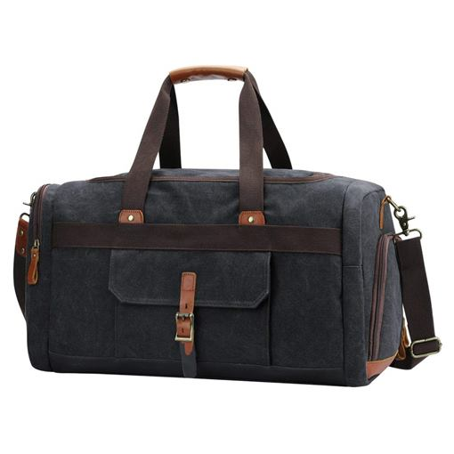 Ericdress Canvas Travel Tote Men's Bag