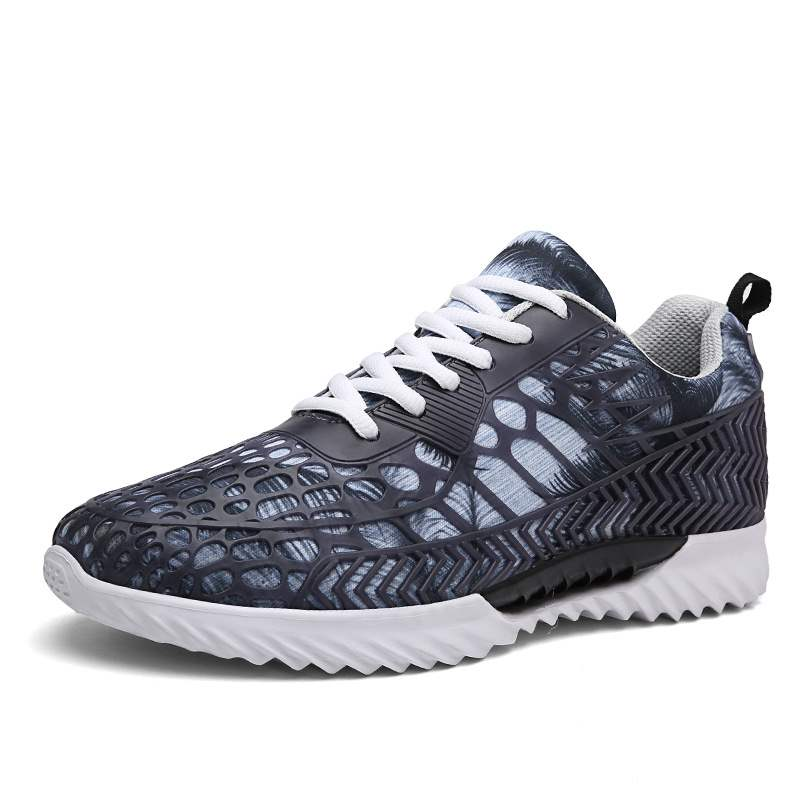 Ericdress Mesh Camouflage Lace-Up Men's Trainers