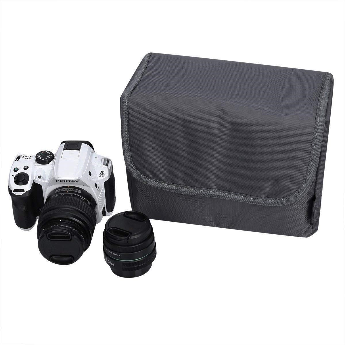 Ericdress Plain Waterproof SLR Camera Unisex Bag