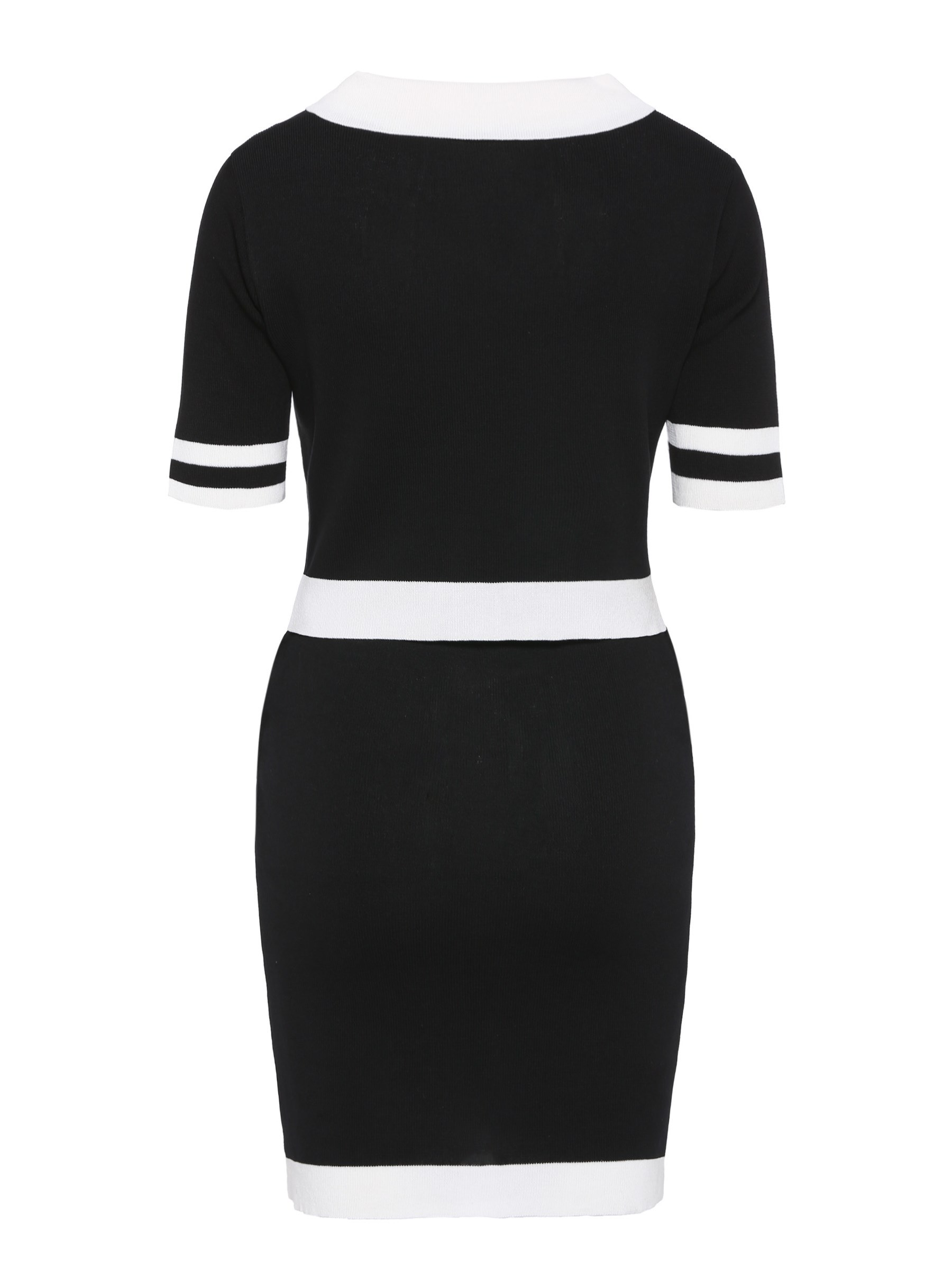 Ericdress Knee-Length Skirt and T-Shirt Women's Two Piece Set