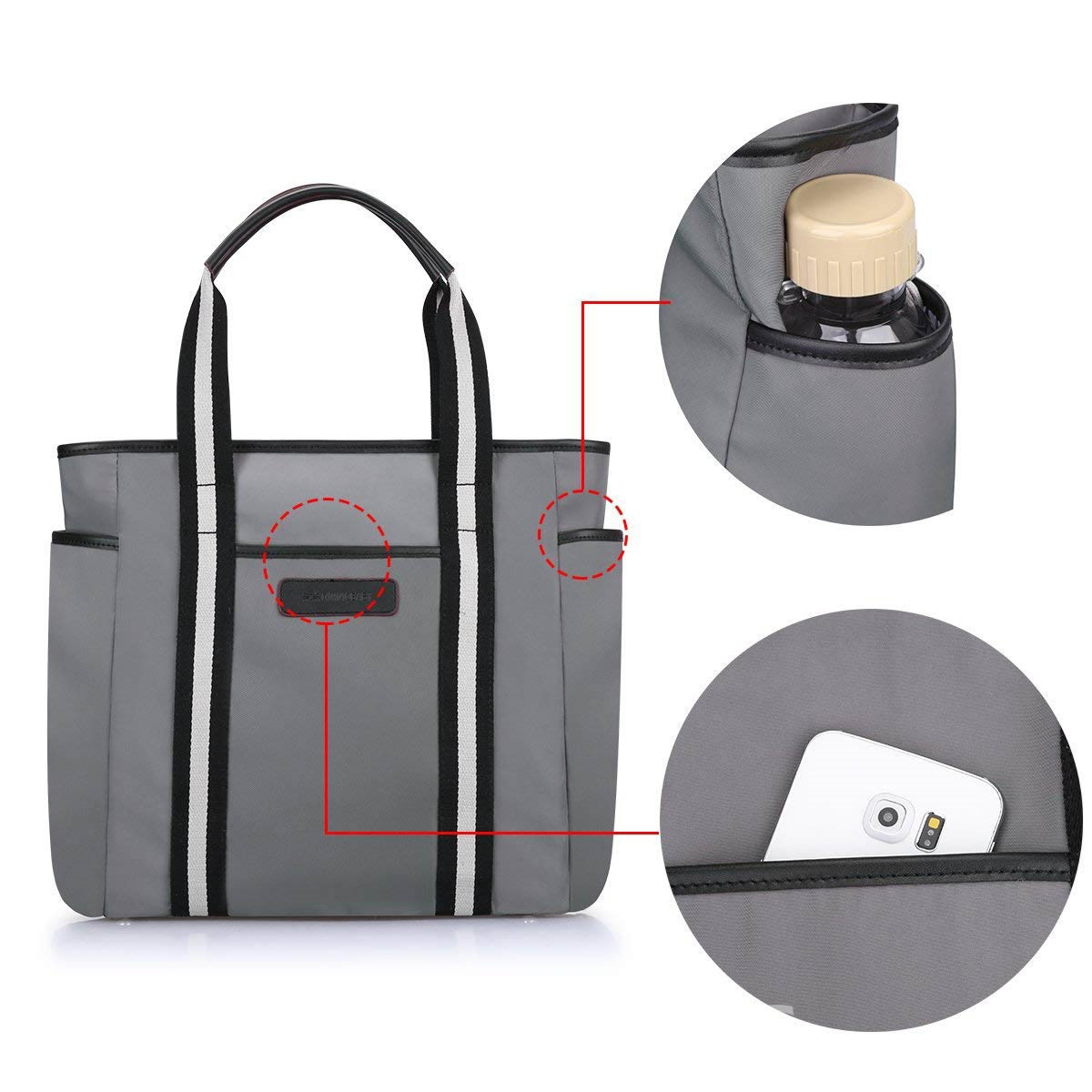 Ericdress Canvas Wear Resisting Mother's Bag