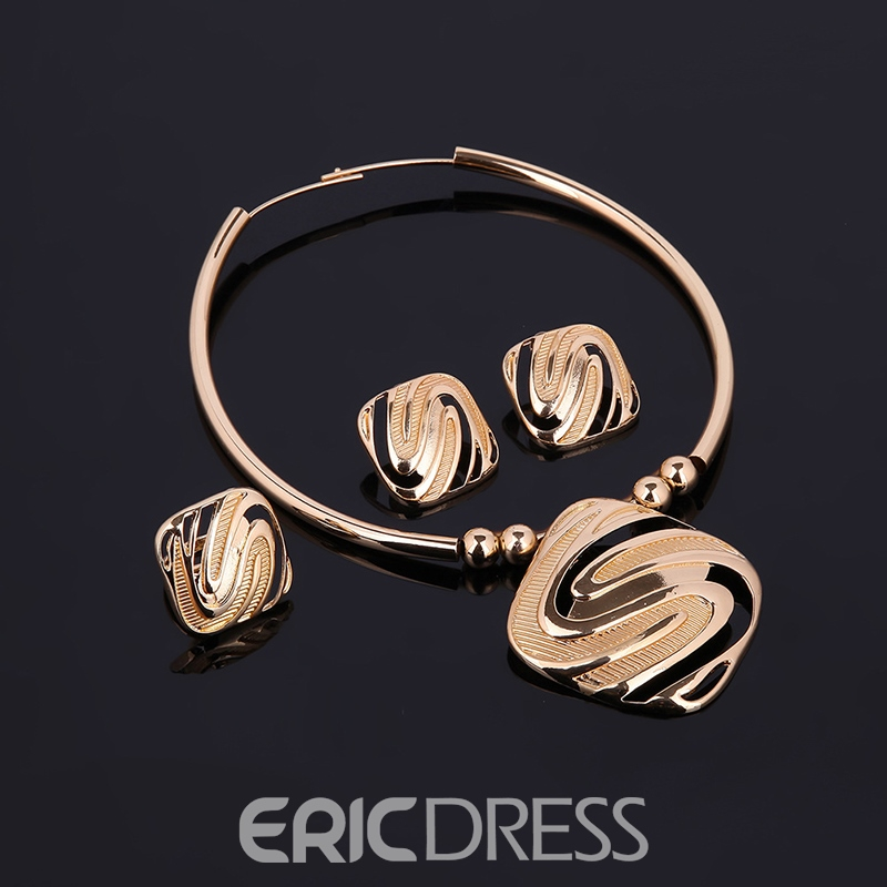 Ericdress Party Alloy Jewelry Set