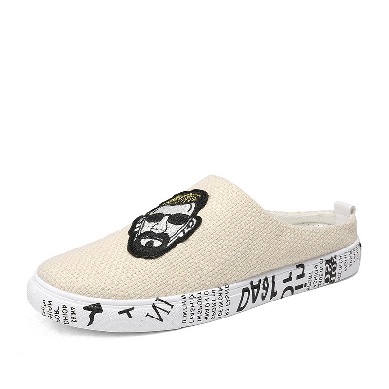 zapatos casuales de los hombres ericdress slip-on low-cut